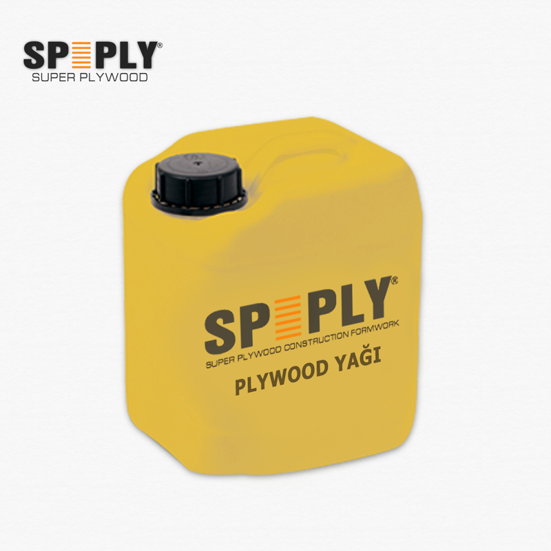 plywood oil